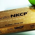 Healthy blood flow supplement Natto NKCP